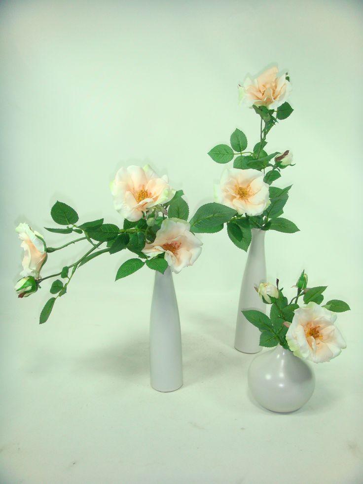 Trio con rosas