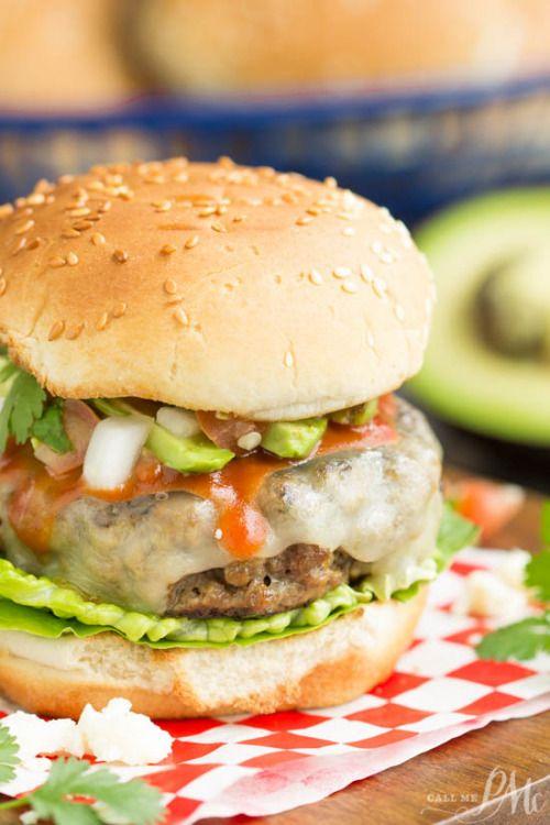 Enchilada Burger RecipeReally nice recipes. Every hour.Show me  Mein Blog: Alles rund um die Themen Genuss & Geschmack  Kochen Backen Braten Vorspeisen Hauptgerichte und Desserts