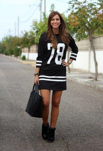 sporty dress