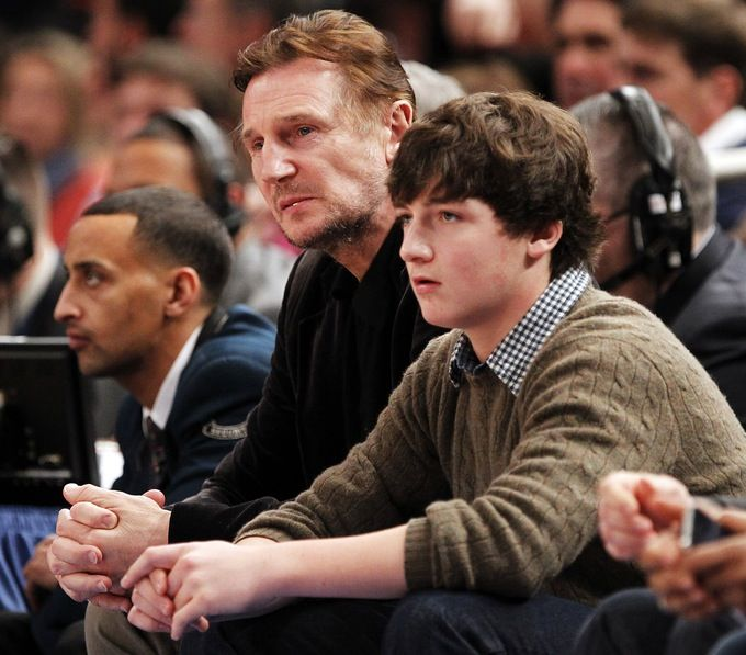 Images of Liam Neeson Sons - www industrious info
