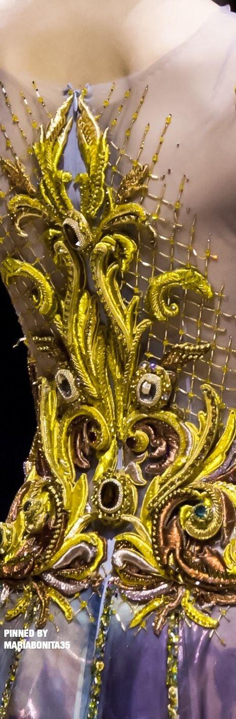Gou Pei Haute Couture SS17