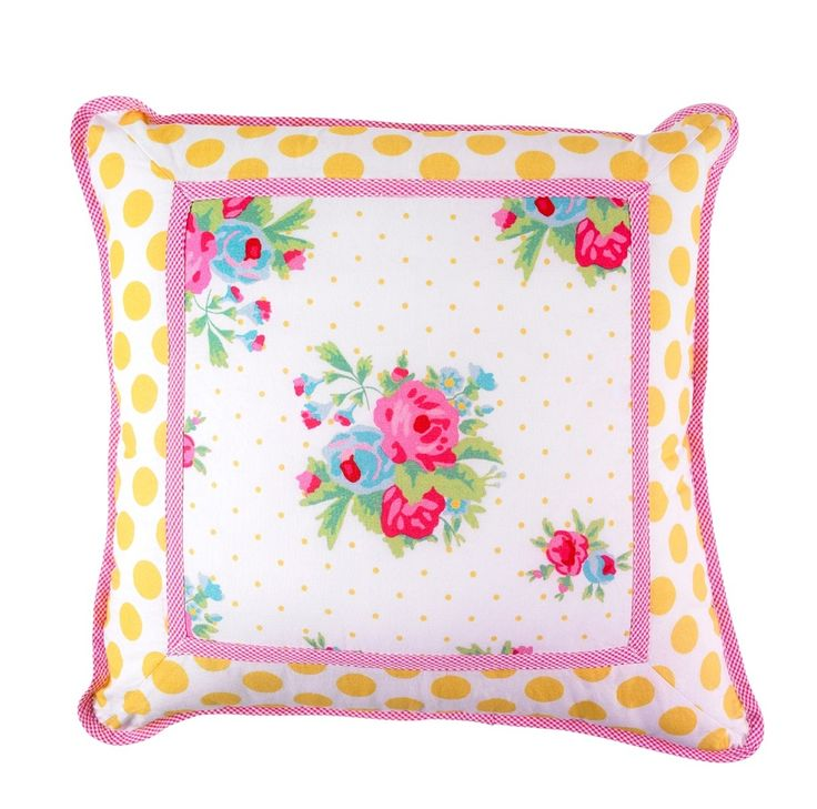 #floral #pillows #cushions #gebloemde #kussens