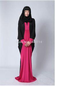 abaya feminina muculmana