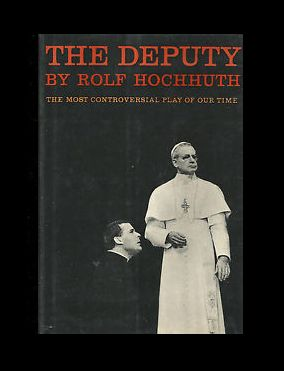 The Deputy by Rolf Hochhuth (First Edition 1964)