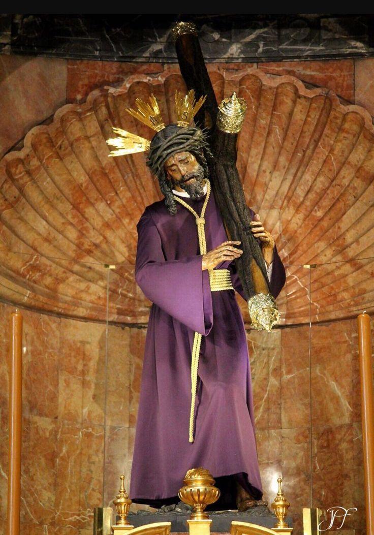 Imagineria Religiosa. Jesus del Gran Poder. Sevilla.