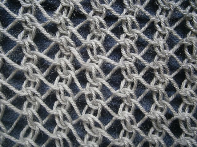 Knitting Stitches Mesh Pattern : 639 best images about knitting stitches on Pinterest Lace knitting patterns...