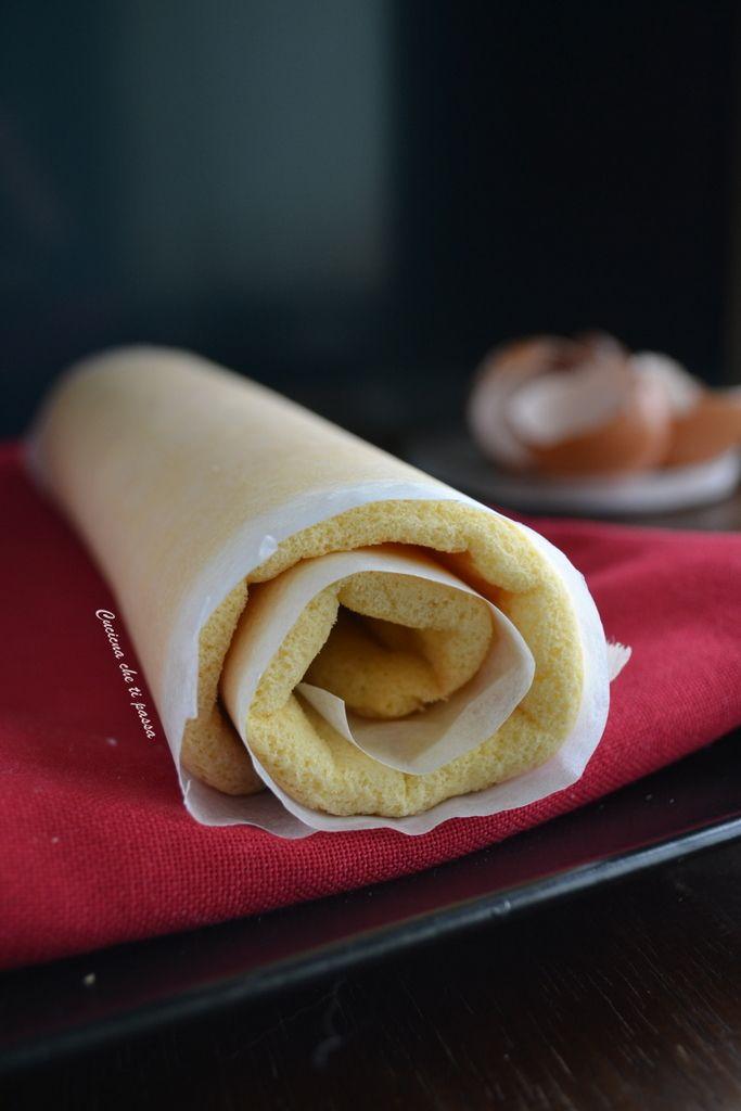 Pasta biscotto per rotoli con soli 3 ingredienti! Più facile di quel che si creda e più buona bella di quanto si possa immaginare!