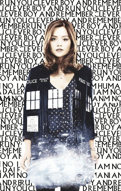 NO! YOU CAN'T LEAVE, CLARA OSWALD! YOU'RE THE IMPOSSIBLE GIRL, OSWIN OSWALD! I've just been informed *chokes on sobs* that Clara, the Impossible Girl, the dalek, is going to leave tonight on Doctor Who. Die, maybe. I can't comprehend how upsetting it will be. And I don't even like Clara a lot, but it will be so sad for the Doctor…