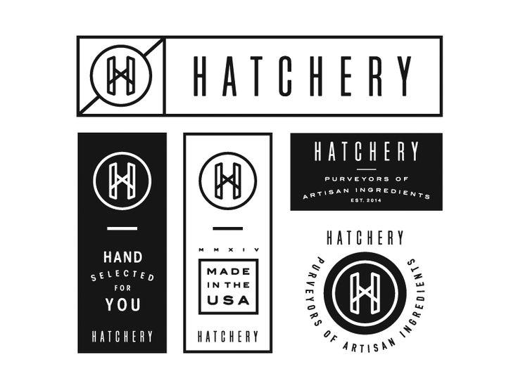 Hatchery Logo Option 4 by Steve Wolf