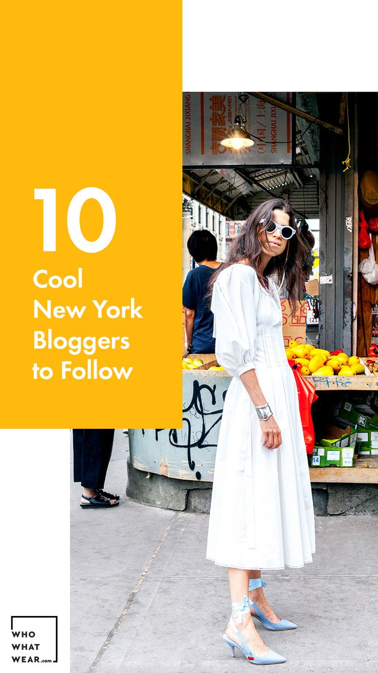 The coolest New York bloggers to follow