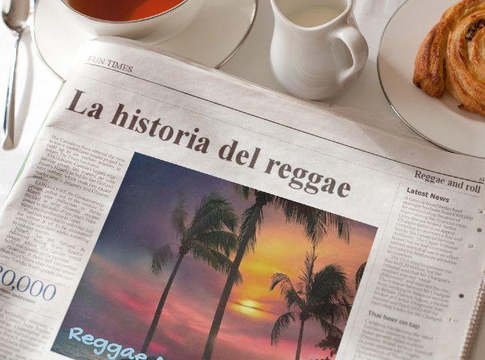Reggae And Roll. Historias de la música Reggae.