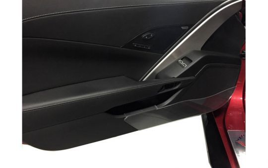 C7 Corvette Door Kicker Protectors Covers  So it doesn't matter how careful you are you always seem to kick the door panel of your new Corvette. Whether its getting in or getting out. Or maybe you don't but the wife does, well we have the answer.