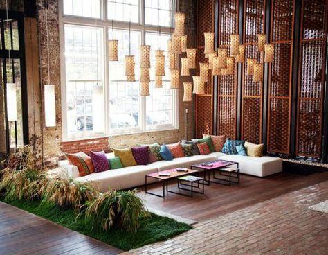 Salon Marocain Moderne Richbond | Beautiful Salon Marocain Moderne ...