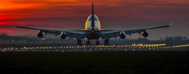 Un avión (Fotolia)