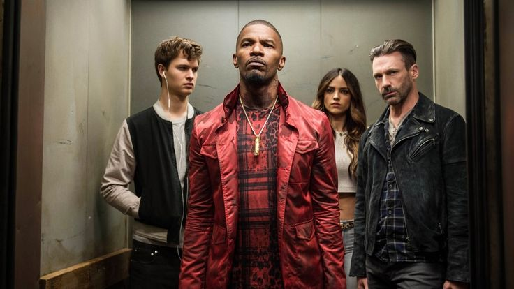 """Baby Driver,"" an Artificially Sweetened Hollywood Heist Film 