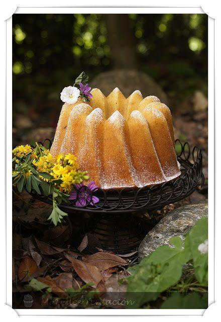 Mi dulce tentación: Bundt Cake de Naranja
