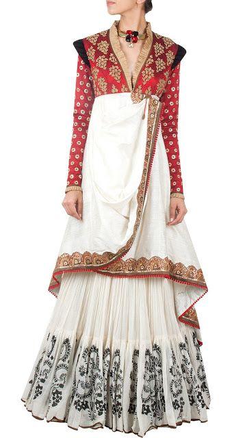 Fashion: Designers Anju Modi's Latest Collection Online