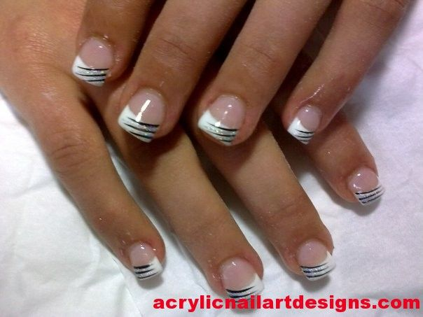 1118 best 2015 nail art idea images on pinterest nail art ideas acrylic nails come in a wide array of dazzling colors nail art ideas my styleshort french prinsesfo Images