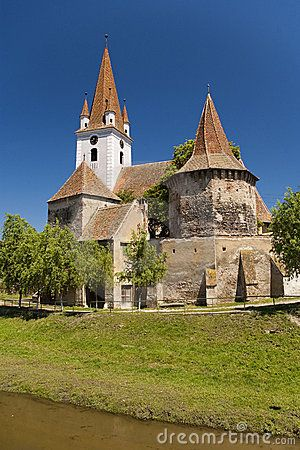 VILLAGES WITH FORTIFIED CHURCHES IN TRANSYLVANIA, Romania: In the 13th century the kings of Hungary encouraged the colonization of this region of Transylvania by a German-speaking population of artisans, farmers & merchants mainly from the Rhineland. Known as the Transylvanian Saxons, they enjoyed special privileges granted by the Hungarian Crown, especially in the period preceding the creation of the Austro-Hungarian Empire.