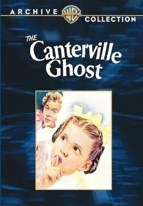 """Margaret O'Brien in """"The Canterville Ghost"""""""