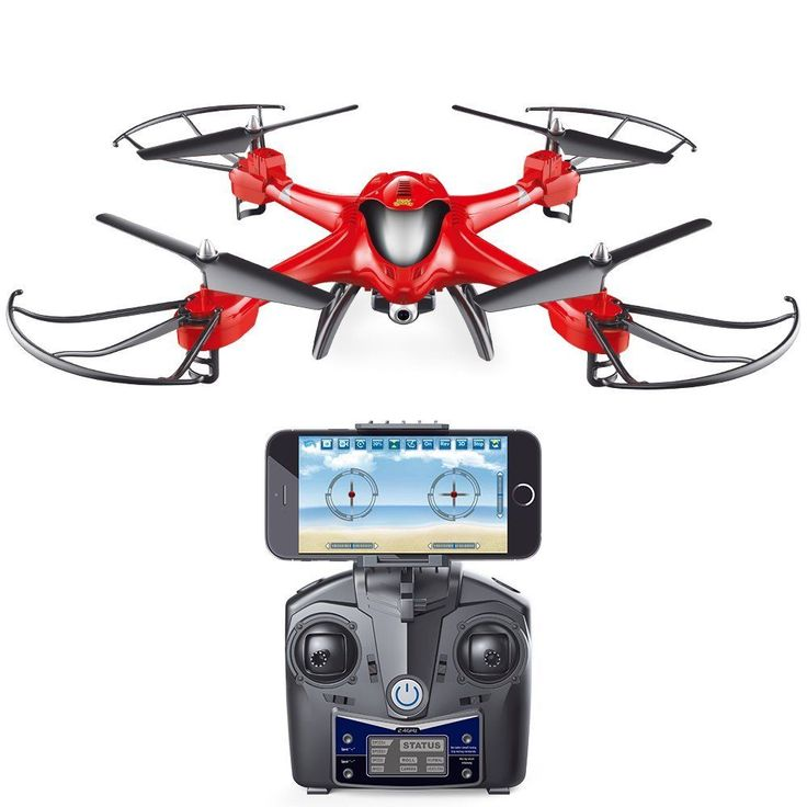 Holy Stone's FPV Drone is one of the best selling drones around for under $100 | How Not To Fly a Drone