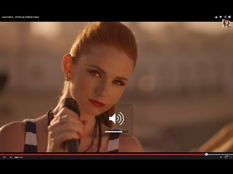 Lena Katina - Lift Me Up (Official Video) - YouTube