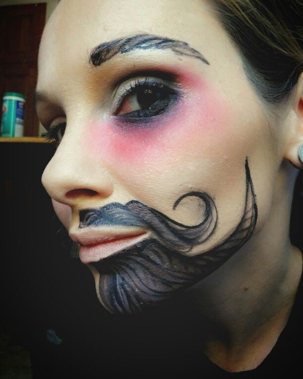 Bearded lady                                                       …                                                                                                                                                                                 More