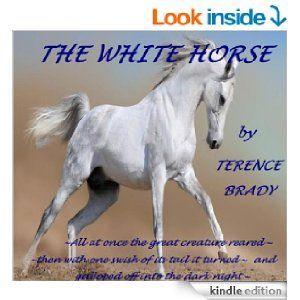 A new horse story. A fantasy steeped in reality or a true to life novel with fantastical elements.
