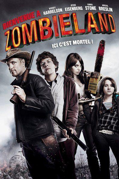 Bienvenue à Zombieland (2009) Regarder Bienvenue à Zombieland (2009) en ligne VF et VOSTFR. Synopsis: Dans un monde infesté de zombies, deux hommes tentent de survivre. Columbus...