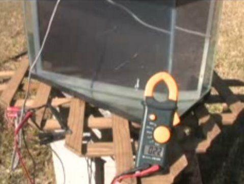 Underwater SOLAR PANELS 9% Stronger PV Photovoltaic Sun Power - YouTube