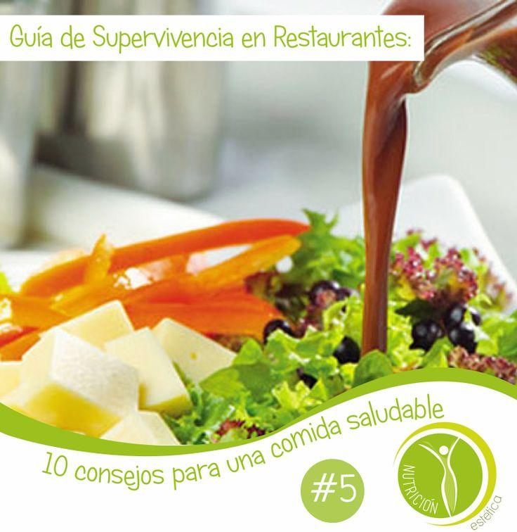 10 consejos para una comida saludable #5 NUTRICIONISTA LIMA