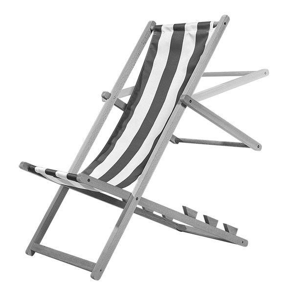 Ontspan van een drukke middag spelen of een dagje strand in deze ligstoel speciaal voor kinderen van Eichhorn. De ligstoel heeft een stevig houten frame en een wit/groen gestreept doek van stevig polyester. Na het luieren klap je de stoel eenvoudig weer in. Maximale belasting: 40kg. Afmeting: ligstoel 80 x 42 x 75 cm - Eichhorn Ligstoel Kind