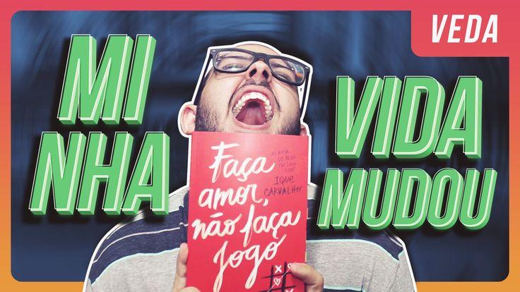 Faça Amor, Não Faça Jogo | Geek Freak (VEDA #17). | Publicado em 17 de abril de 2016. | Aquele em que eu falo um pouco sobre o livro Faça Amor, Não Faça Jogo, do Ique Carvalho.