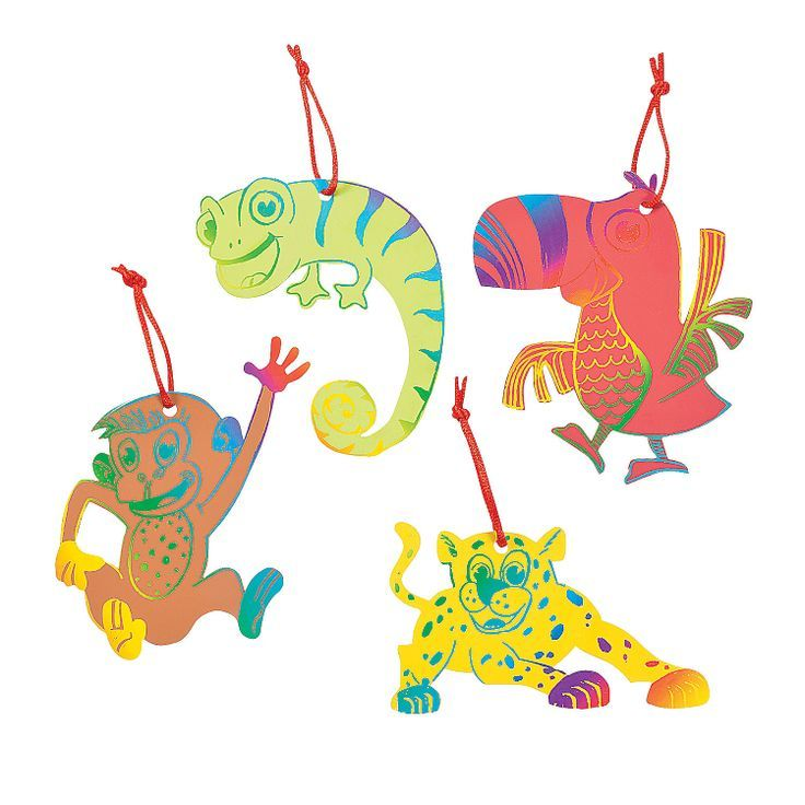Jungle Safari Vbs: 81 Best Images About VBS Jungle Crafts And Decorations On