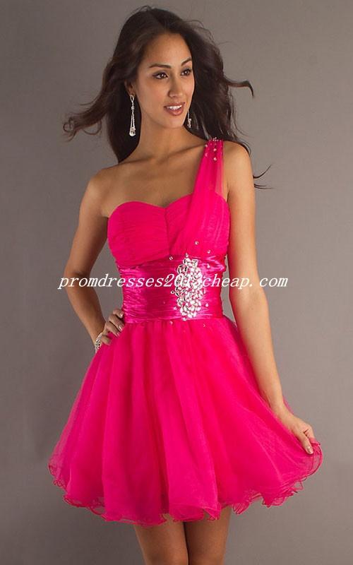 Pink short prom dresses grad dresses pinterest pink for Cocktail 670