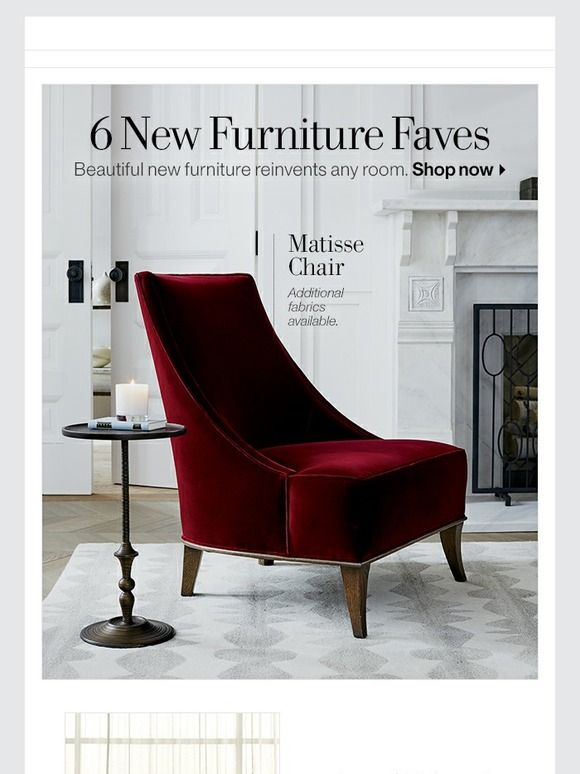 Awesome Must See New Furniture.   Crate And Barrel