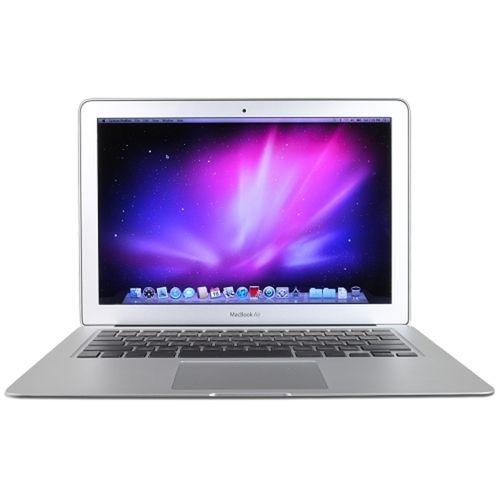 Apple MacBook Air Core i5-3427U Dual-Core 1.8GHz 4GB 64GB SSD 13.3 LED Notebook OS X w/Webcam (Mid 2012) - B