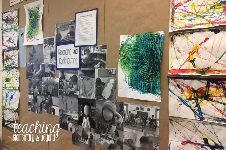 Belonging and contributing