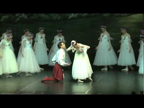 Monica Loughman Ballet - La Sylphide