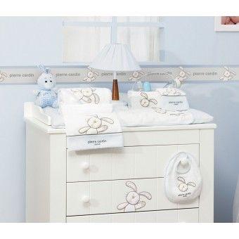 Καλαθάκι καλλυντικών Baby Bunny Blue - Pierre Cardin bebe