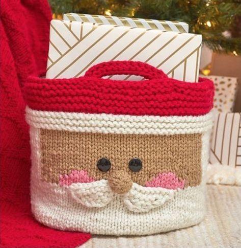 Os mais bonitos padrões de tricô de Natal grátis que você vai amar