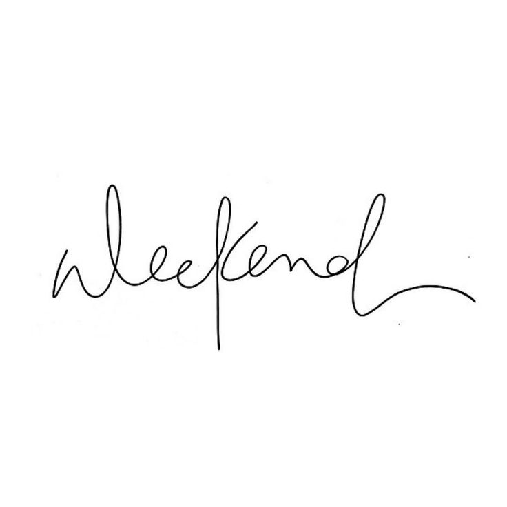 Happy long weekend #weekend #happy @penheartspaper