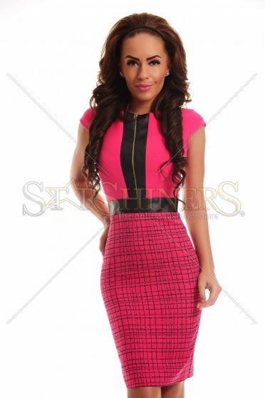 LaDonna Totally Divine Pink Dress