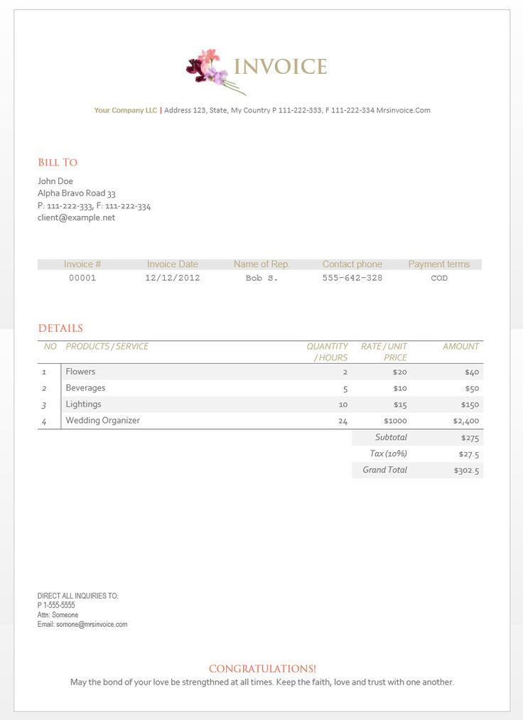 The 25+ best Invoice sample ideas on Pinterest Freelance invoice - sample freelance invoice
