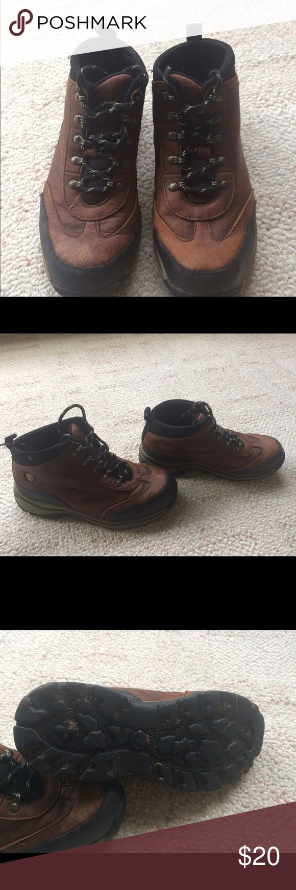Boys Timberland Boots Very good condition. Only worn a few times. Timberland Shoes Boots