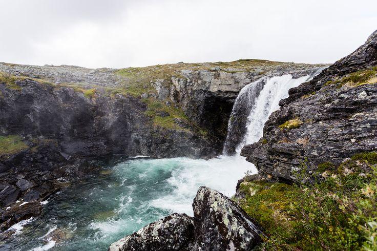 Pihtsusköngäs (Pihtsus waterfall) | Flickr - Photo Sharing!