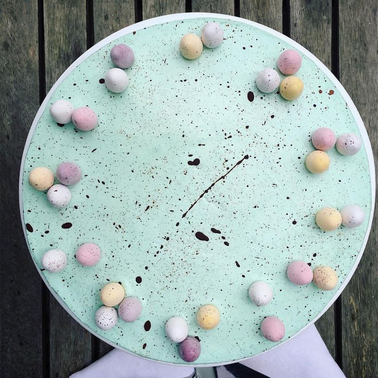 A bird's eye view of our speckled egg cake - now available in the online shop. Order yours at http://shop.brettandbailey.co.uk/products/speckled-egg-cake    #cake #partycake #speckledeggcake #easter #crystalpalace #southlondon #london #cakes #bakery #baking #easterbaking #chocolatecake #speckles #easteregg #minieggs