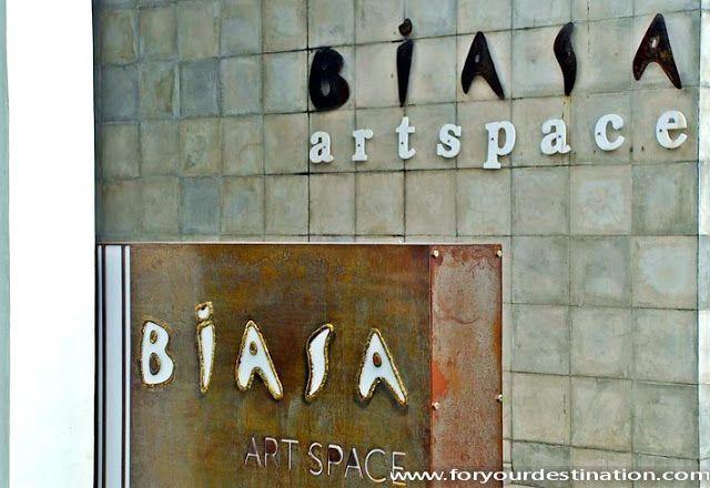 Biasa Artspace Bali