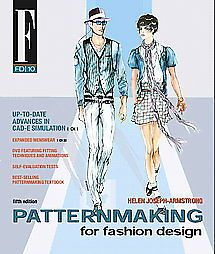 PATTERNMAKING FOR FASHION DESIGN [9780135018767] (HARDCOVER) NEW