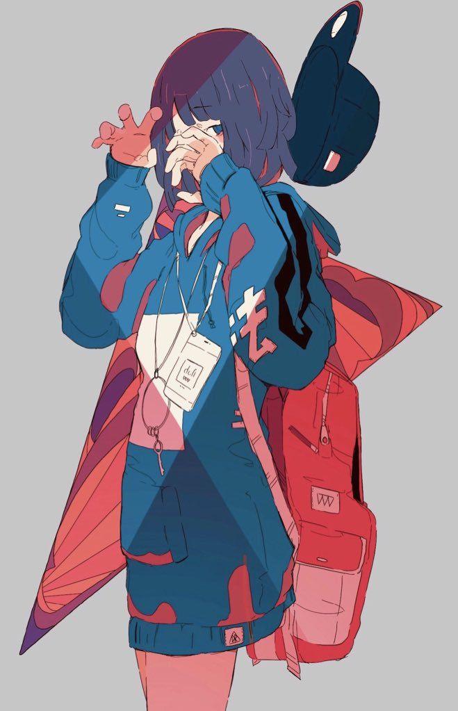 ダイスケリチャード Character Art Anime Art Girl Cute Art